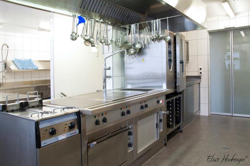 Serrinox franco bouvier r alisation en acier inoxidable for Cuisine planification